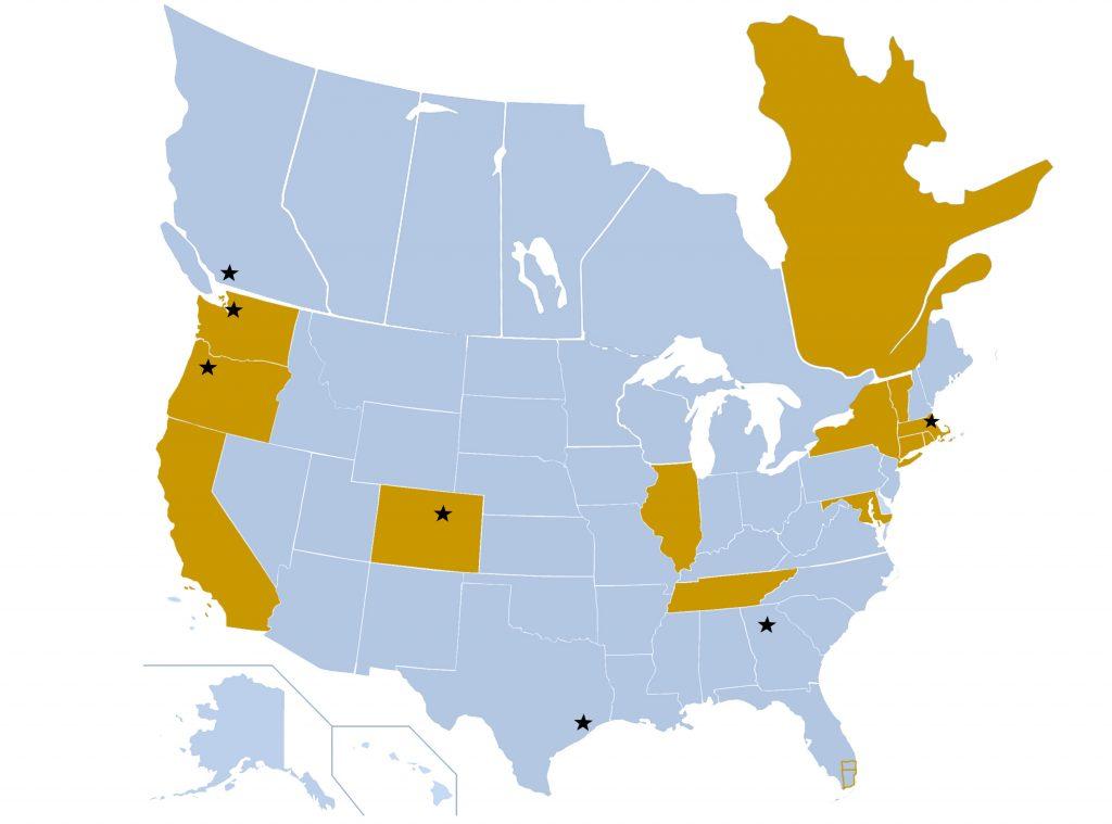 ZEMAP map
