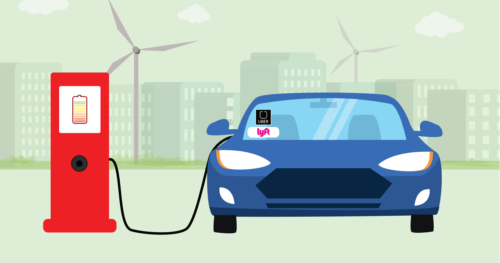 Characteristics and Experiences of Ride-Hailing Drivers with Plug-in Electric Vehicles